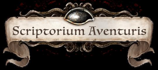 DSA5 - Logo Scriptorium Aventuris