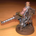 Warhammer 40k - Chaos Kultisten - Details 6
