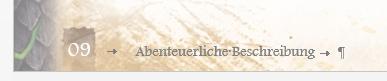 Scriptorium Aventuris - Word-Vorlage - Seitenzahl 09