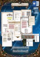 Scriptorium Aventuris - Vorlagen-Paket