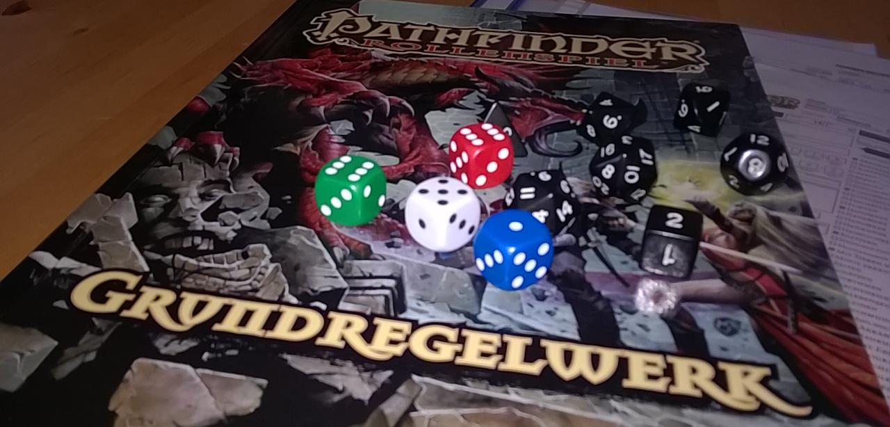 Pathfinder - Grundregelwerk