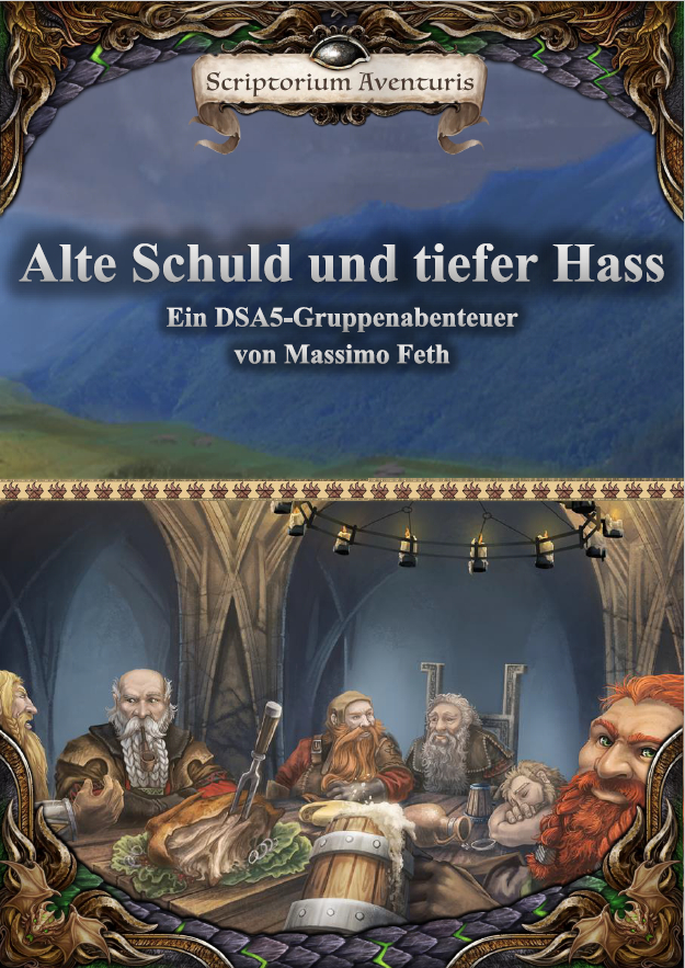 Cover - Alte Schuld und tiefer Hass