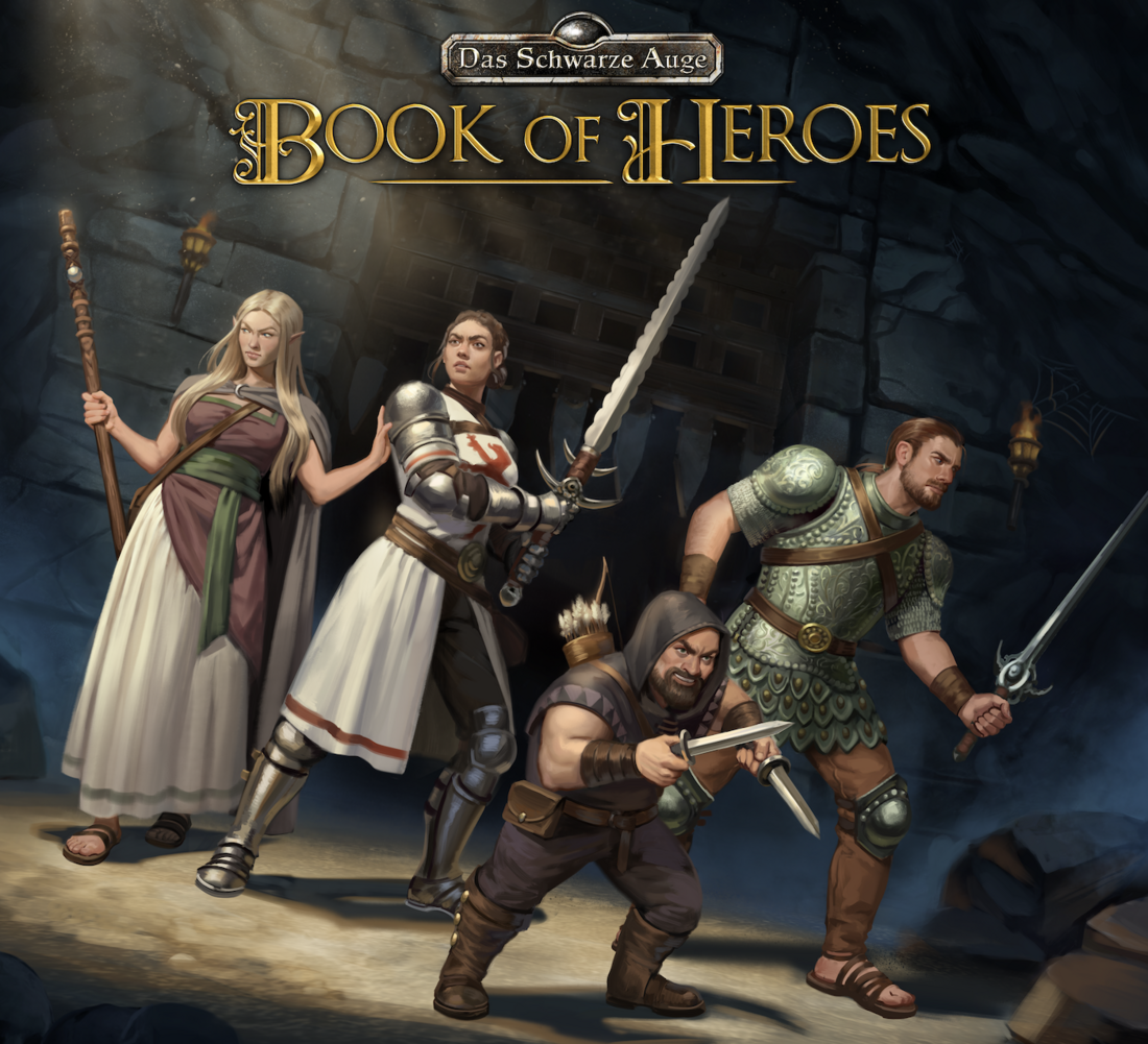 Fethz Welt - Ratcon 2019 - Book of Heroes